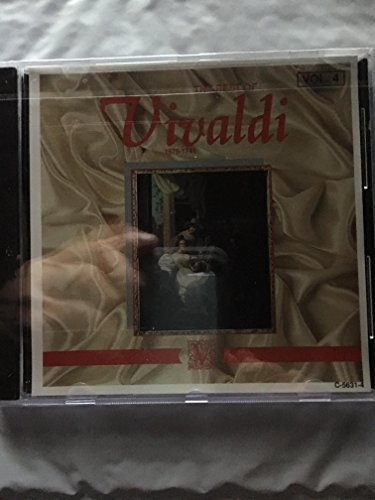 A. Vivaldi Best Of Vivaldi Vol. 4