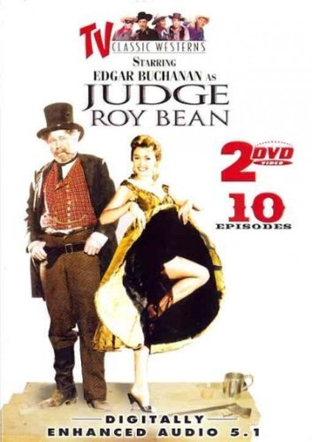 Judge Roy Bean Buchanan Buetel Hayden Lougher Nr 2 DVD