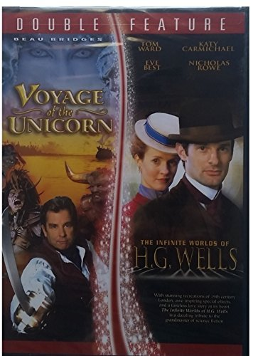 Voyage Of The Unicorn Infinite Voyage Of The Unicorn Infinite Slimlilne Nr 2 DVD