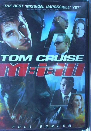 Mission Impossible 3 Mission Impossible 3