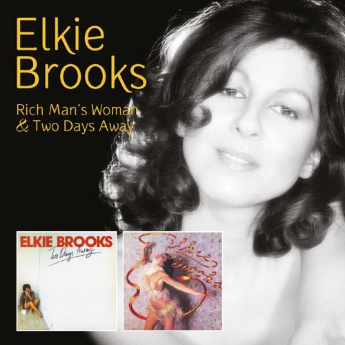 Elkie Brooks Rich Man's Woman & Two Days Aw Import Eu