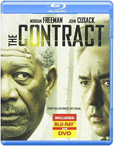 Contract Freeman Morgan Blu Ray Ws R Incl. DVD