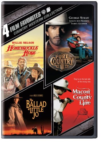 Country Westerns 4 Film Favorites R