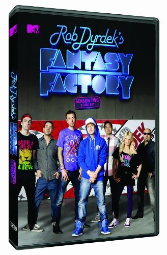 Rob Dyrdek's Fantasy Factory Season 2 DVD R Nr 2 DVD