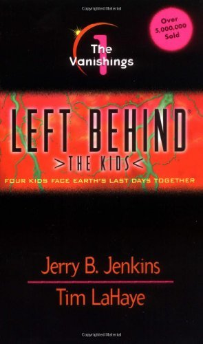 Jerry B. Jenkins Vanishings Left Behind The Kids Book 1