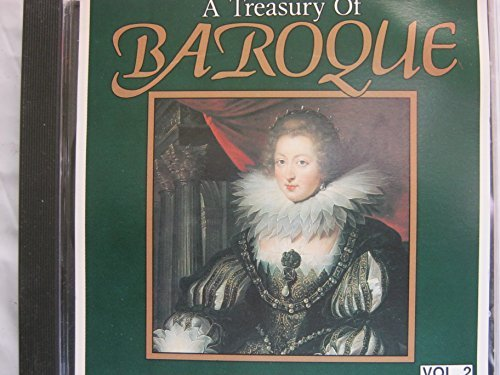 Treasury Of Baroque Vol. 2 Treasury Of Baroque