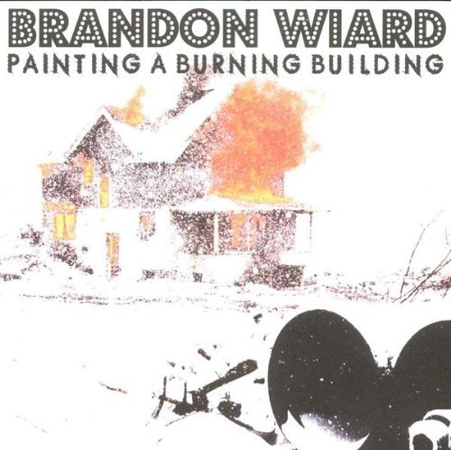 Brandon Wiard Painting A Burning Building