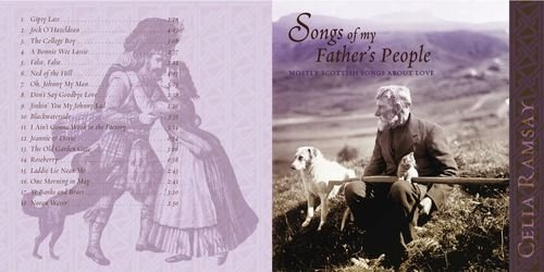 Celia Ramsay Songs Of My Father's People