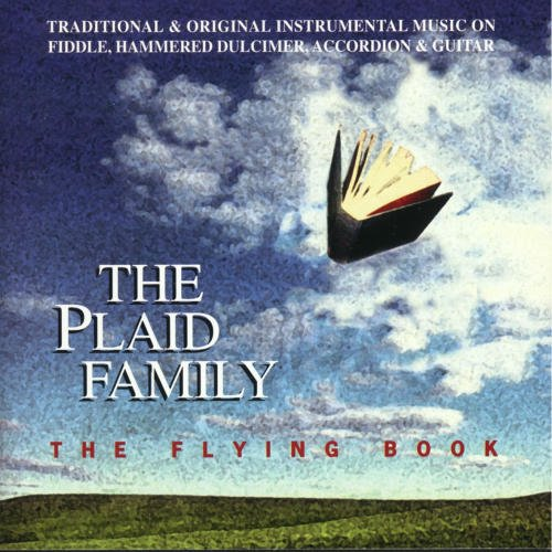 Plaid Family Flying Book