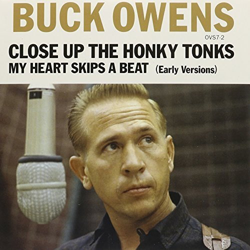 Buck Owens Close Up The Honky Tonks My He 7 Inch Single Yellow Vinyl Lmtd Ed. 1000