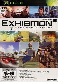 Xbox Exhibition Demo Disc Vol. 6