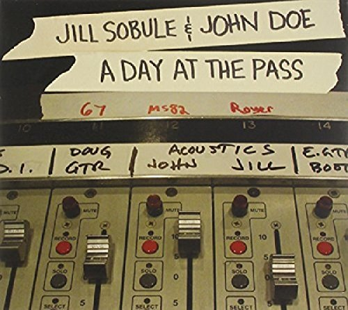 Jill Sobule & John Doe Day At The Pass 4 Panel Eco Wallet