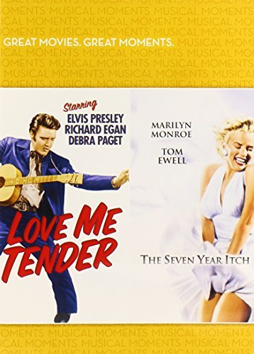 Love Me Tender Seven Year Itch Love Me Tender Seven Year Itch Ws Double Feature