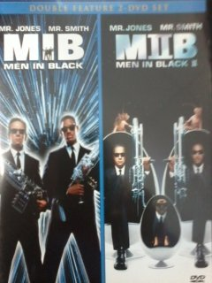 Men In Black 1 & 2 Men In Black 1 & 2
