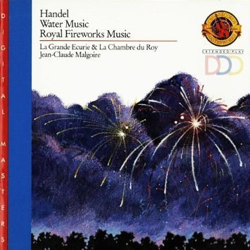 G.F. Handel Water Music Royal Fireworks Music