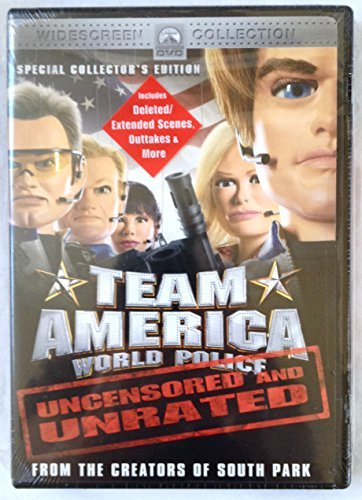 Team America World Police Team America World Police Special Collector's Edition