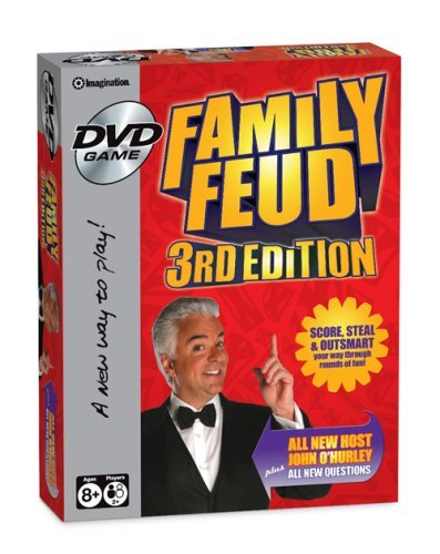 DVD Game Family Feud