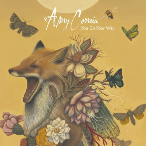 Amy Correia You Go Your Way Incl. Poster