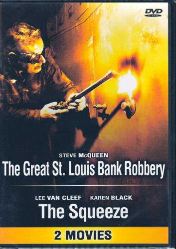 Great St. Louis Bank Robbery Squeeze Double Feature