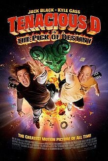 Tenacious D In The Pick Of Destiny Black Gass