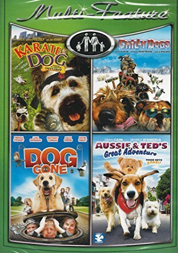 Karate Dog Chilly Dogs Dog Gone Aussie & Ted's Multi Featue