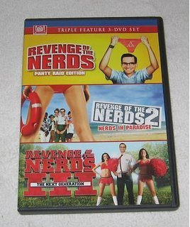 Revenge Of The Nerds Triple Feature Revenge Of The Nerds 1 3