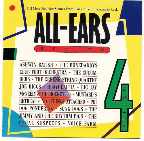 All Ears Review Still More Hot New Sounds From Blues