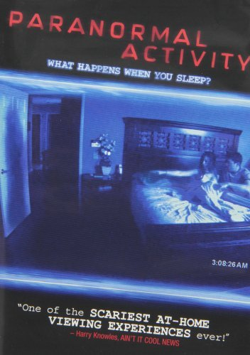 Paranormal Activity Featherston Sloat Bayouth Ws R Incl. Movie Cash