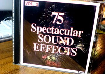 75 Spectacular Sound Effects Vol. 2