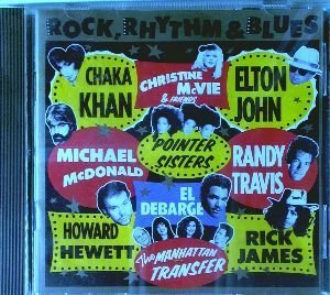 Rock Rhythm & Blues Rock Rhythm & Blues