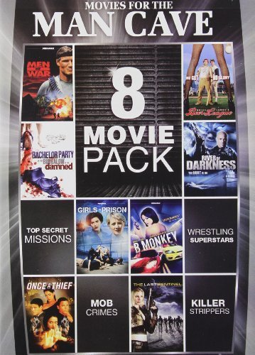 8 Movie Pack Movies For The Ma 8 Movie Pack Movies For The Ma Ws Nr 2 DVD