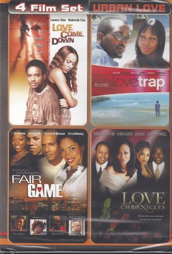 Urban Love Set Love Come Down Love Trap Fair Game Love Chronicles