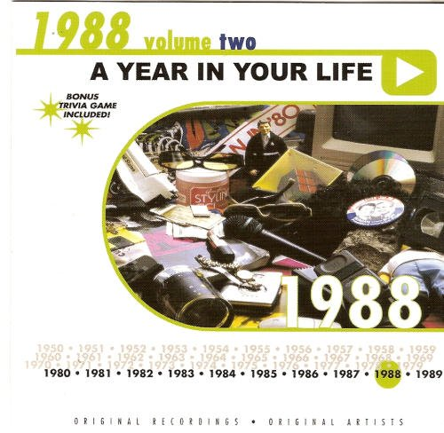 Year In Your Life 1988 Vol. 2 Year In Your Life 1988