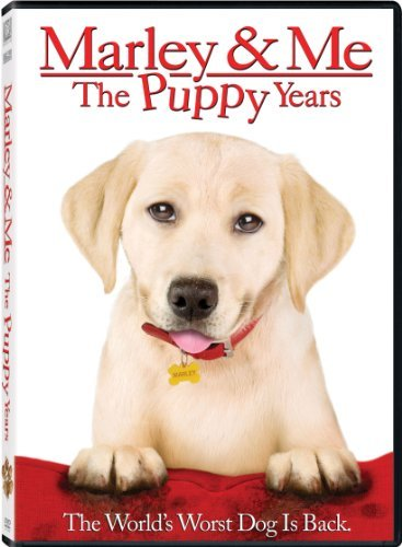 Marley & Me Puppy Years Marley & Me Puppy Years Import Can