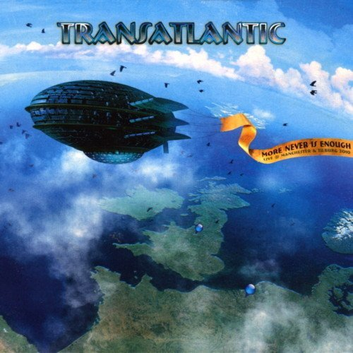 Transatlantic More Is Never Enough 3 CD 2 DVD