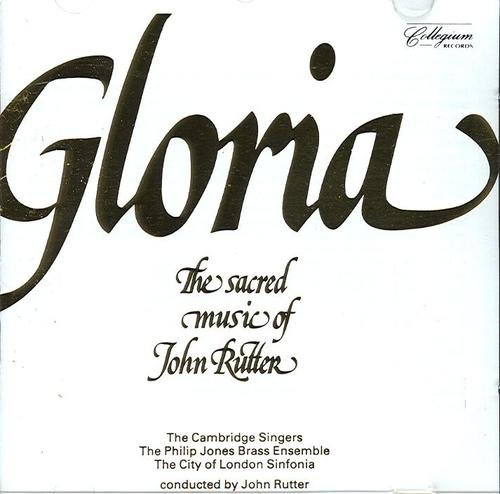 Rutter J. Gloria Sacred Music Of John Rutter