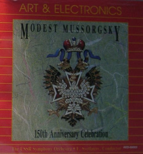 M. Mussorgsky 150th Anniversary Celebration