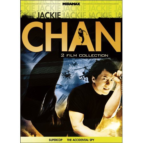 Jackie Chan 2 Film Collection Chan Jackie R