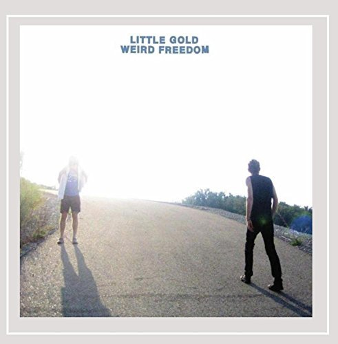 Little Gold Weird Freedom CD R