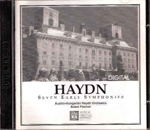J. Haydn Seven Early Symphonies