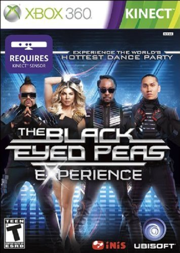 X360 Kinect Black Eyed Peas Experience
