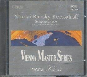 N. Rimsky Korsakov Scheherazade From Thousand & One Nights Vienna Master Series