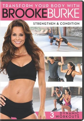 Brooke Burke Transform Your Body Strengthe Ws Nr