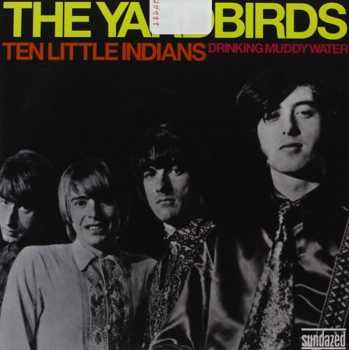 Yardbirds Ten Little Indians Drinking Mu 7 Inch Single