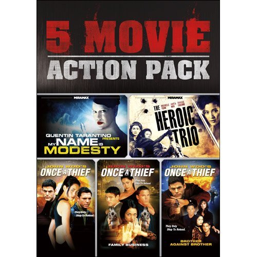 5 Movie Action Pack 5 Movie Action Pack Nr