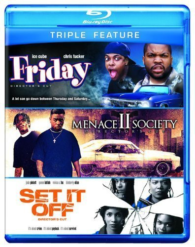 Friday Menace 2 Society Set It Friday Menace 2 Society Set It Blu Ray Ws Nr 3 Br