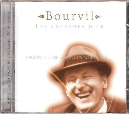 Bourvil Les Legendes D'or