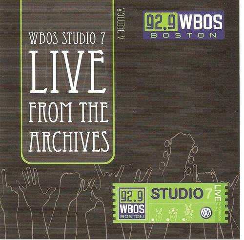92.9 Wbos Live From The Archives Vol. 5