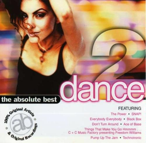 Absolute Best Dance Vol. 2