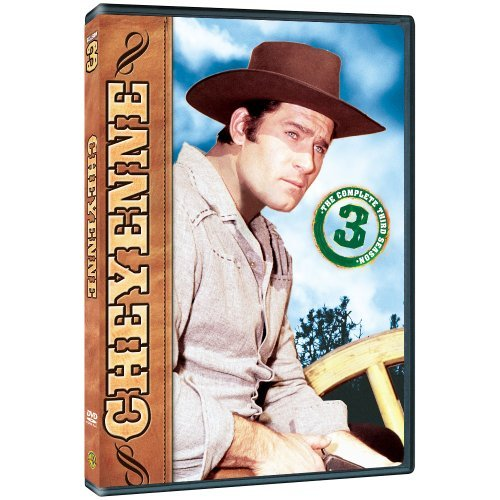 Cheyenne Season 3 DVD Mod This Item Is Made On Demand Could Take 2 3 Weeks For Delivery